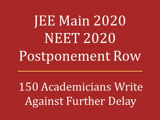6 states files review petition in SC: JEE Main, NEET 2020