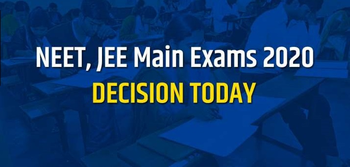 Postpone JEE, NEET: Plea in SC seeks postponement of JEE (Main), NEET-UG exams amid COVID-19