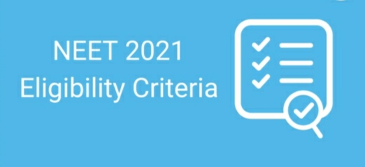 NEET UG 2021 Eligibility Criteria